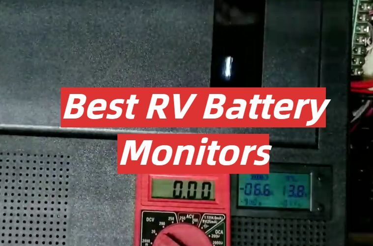 5 Best RV Battery Monitors