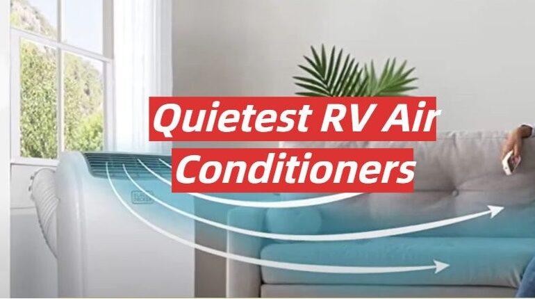 5 Quietest RV Air Conditioners