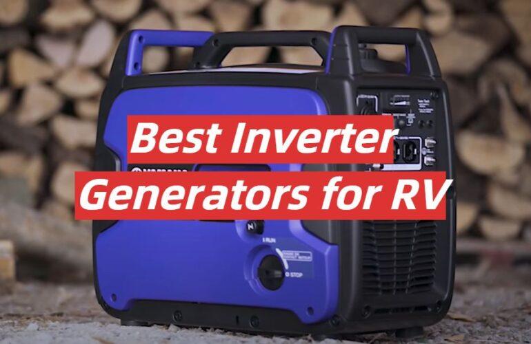 5 Best Inverter Generators for RV