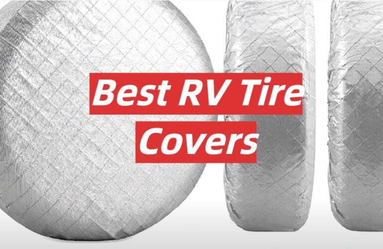 5 Best RV Tire Covers
