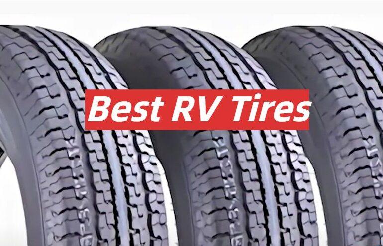 5 Best RV Tires
