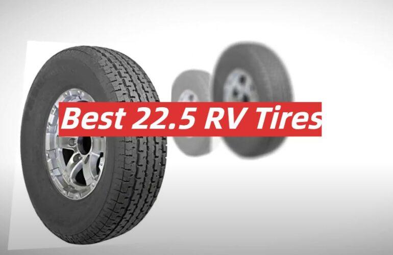 5 Best 22.5 RV Tires