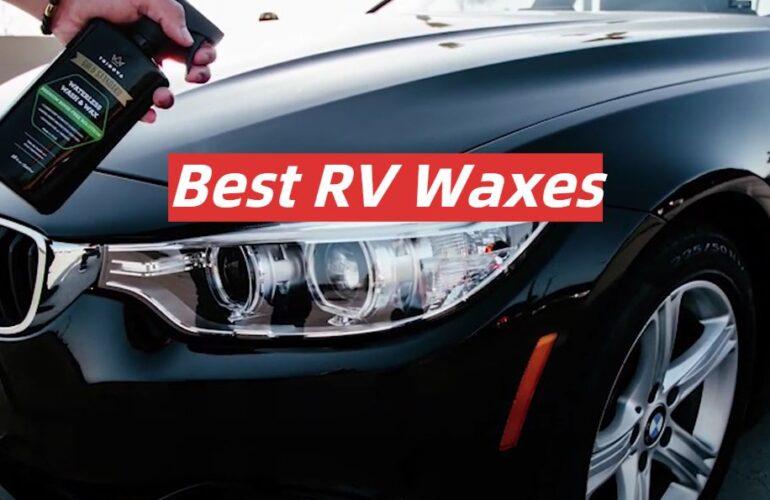 5 Best RV Waxes