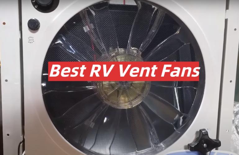 5 Best RV Vent Fans