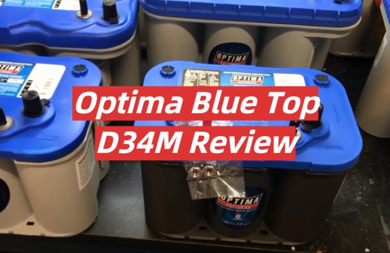 Optima Blue Top D34M Review