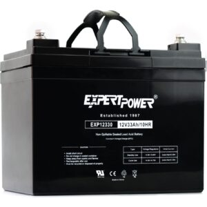 ExpertPower EXP1233 Battery