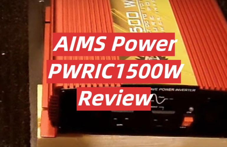AIMS Power PWRIC1500W Review