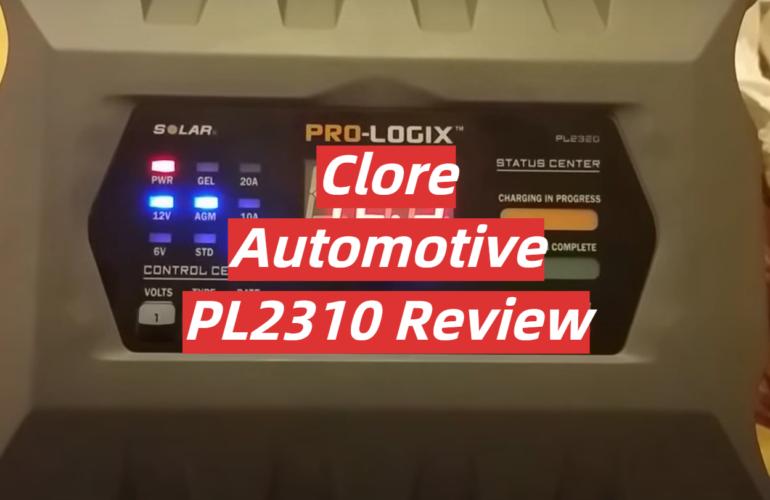 Clore Automotive PL2310 Review