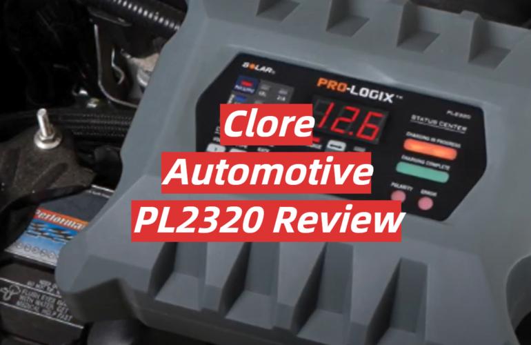 Clore Automotive PL2320 Review