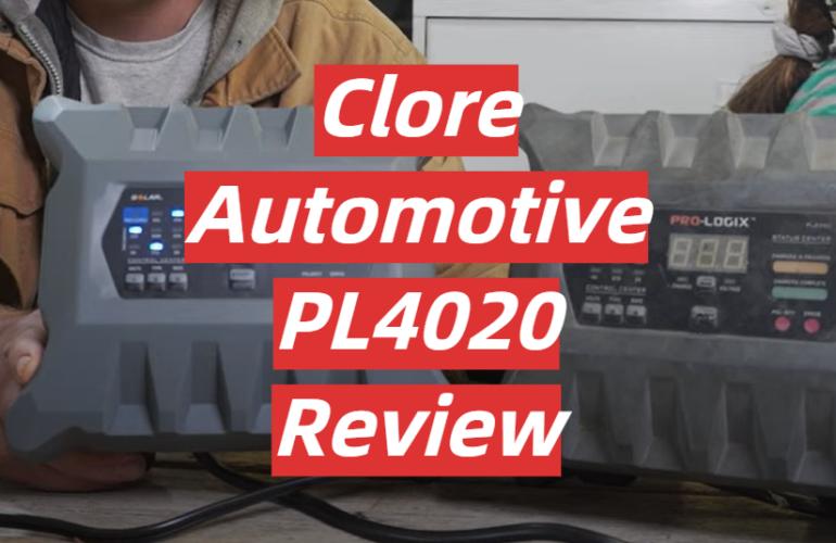 Clore Automotive PL4020 Review