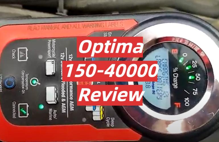Optima 150-40000 Review