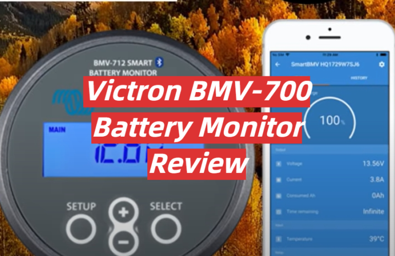 Victron BMV-700 Battery Monitor Review